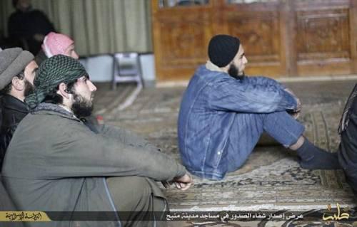 L'Isis proietta al cinema le esecuzioni 4