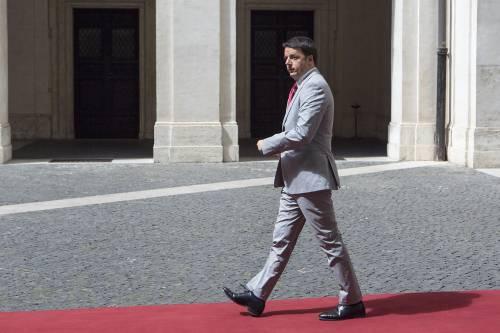 """Chiamatelo """"Renzi of cards"""" Abbiamo un premier da serie tv"""