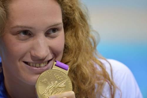Addio a Muffat, l'olimpionica che duellò con la Pellegrini