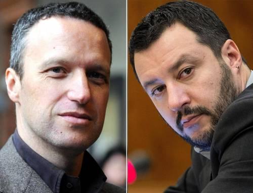 Lo scontro Salvini-Tosi penalizza la Lega Nord