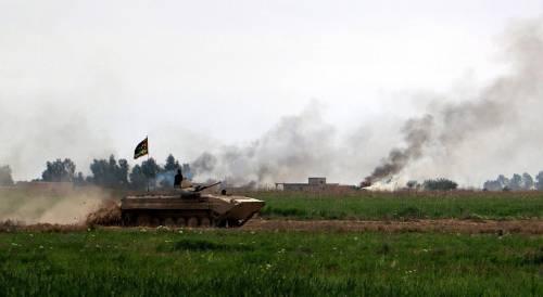 L'offensiva per il controllo di Tikrit 2