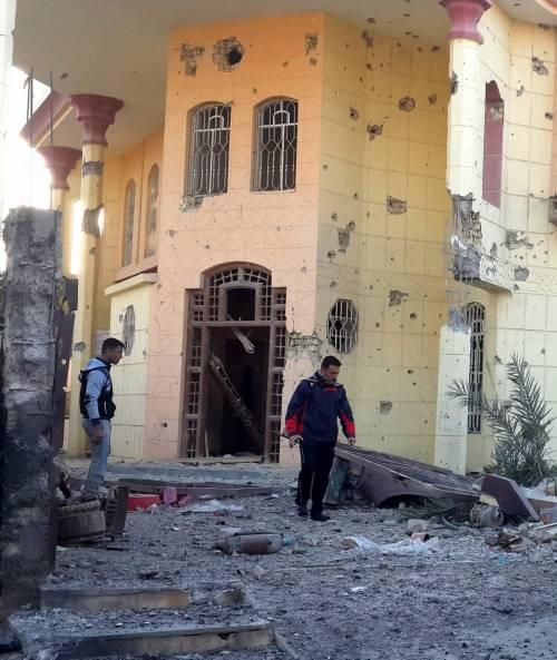 L'offensiva per il controllo di Tikrit 5