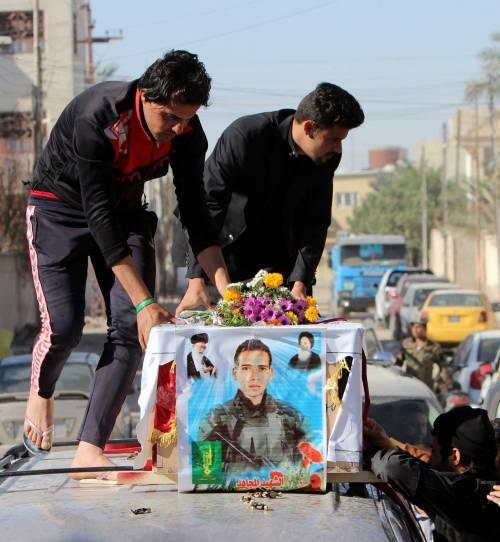 L'offensiva per il controllo di Tikrit 4