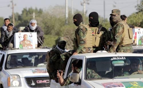 L'offensiva per il controllo di Tikrit 6
