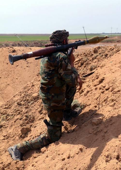 L'offensiva per il controllo di Tikrit 7