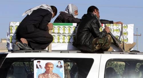 L'offensiva per il controllo di Tikrit 9