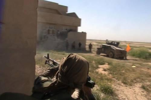 L'offensiva per il controllo di Tikrit 10
