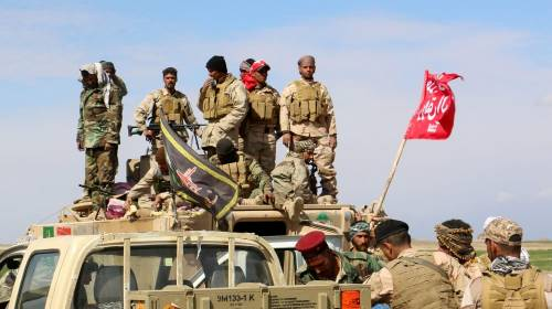 L'offensiva per il controllo di Tikrit 11