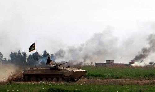 L'offensiva per il controllo di Tikrit 3