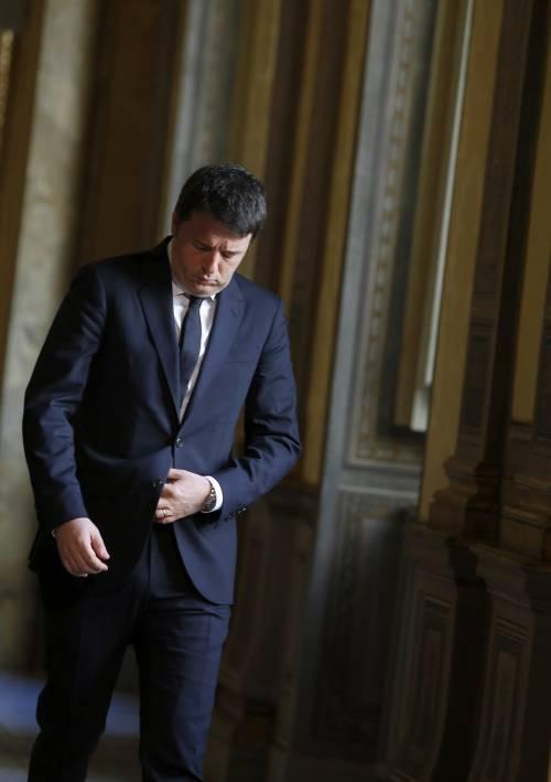 "Renzi: ""Lupi? Nessuna conseguenza sul governo"""