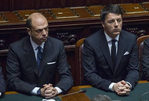 Unioni gay, Renzi teme il flop e cerca l'accordo con Alfano
