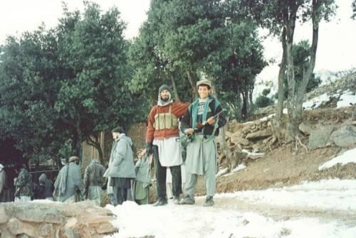 Le immagini inedite del rifugio di Bin Laden 4