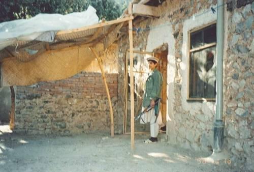 Le immagini inedite del rifugio di Bin Laden 7