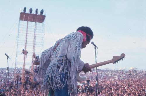 Woodstock, pubblicati i compensi: gli artisti furono pagati una miseria