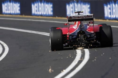 Gp Australia, scatta la Formula Uno 5