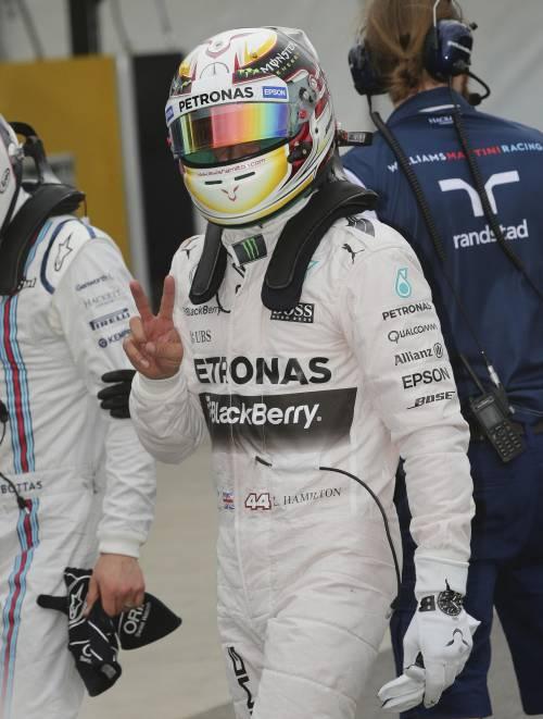 Gp Australia, scatta la Formula Uno 3
