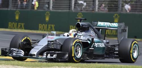 Gp Australia, scatta la Formula Uno 12