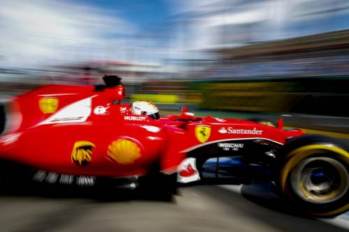 Gp Australia, scatta la Formula Uno 14