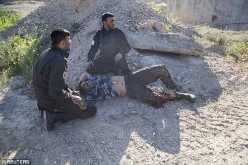 Tirkit, gli iracheni decapitano i miliziani dell'Isis 4
