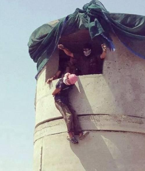 Tirkit, gli iracheni decapitano i miliziani dell'Isis 5
