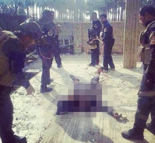 Tirkit, gli iracheni decapitano i miliziani dell'Isis 2