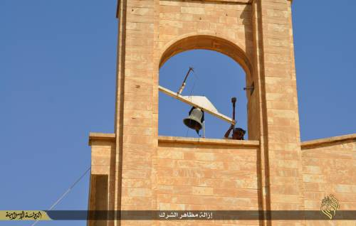 Iraq, la distruzione dei luoghi cristiani 3