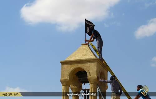 Iraq, la distruzione dei luoghi cristiani 7