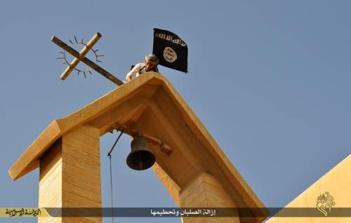 Iraq, la distruzione dei luoghi cristiani 6