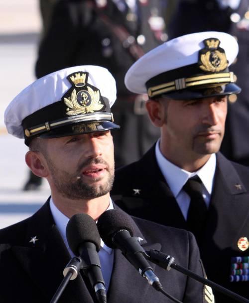 """L'annucio della Pinotti: """"Stop ai militari sui mercantili"""""""