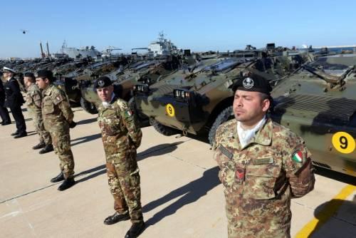 Se l'esercito italiano studia le razioni k halal per soldati musulmani