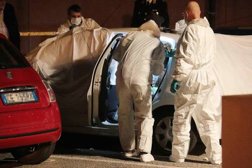 Giovane coppia trovata senza vita in auto 2