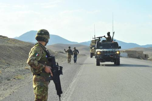 Abbiamo militari ovunque ma non dove servono a noi