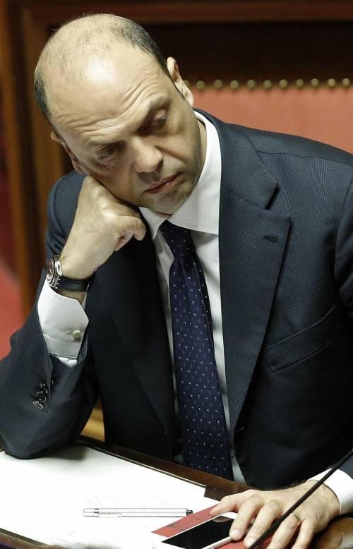 """Ncd, Alfano: """"Lasciare il governo è da pazzi"""""""