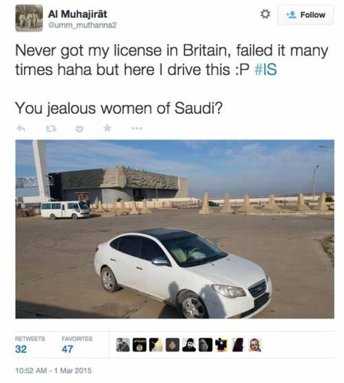 Così vivono le donne dell'Isis 3