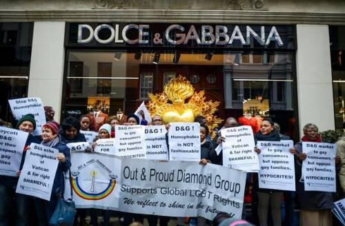 Le immagini della protesta a Londra 2