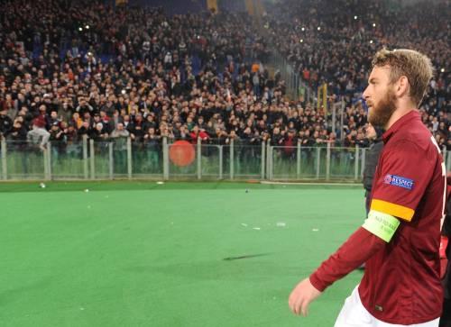 Europa League, faccia a faccia tra i giocatori della Roma e i tifosi 3