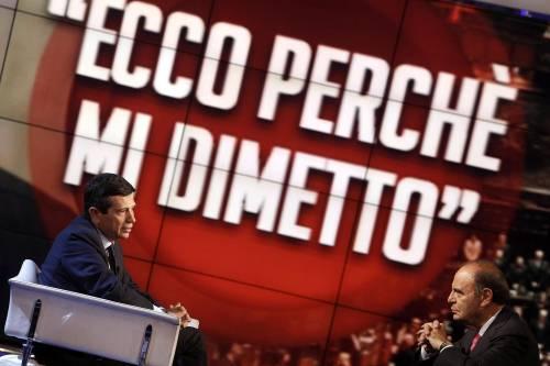 Schiaffo al parlamento: Lupi si dimette da Vespa. E la Lega diserta l'Aula