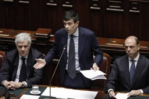 """Lupi in Aula per le dimissioni: """"Lascio il governo a testa alta"""""""