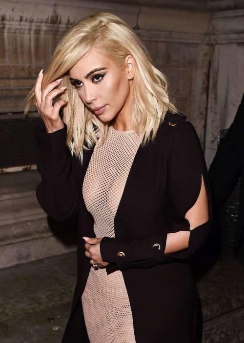 Kim Kardashian a 13 anni una ragazza complessata 4