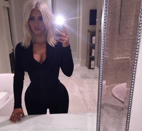 Kim Kardashian a 13 anni una ragazza complessata 11