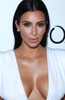 Kim Kardashian a 13 anni una ragazza complessata 12