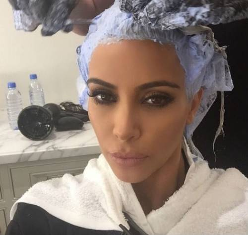 Kim Kardashian a 13 anni una ragazza complessata 5