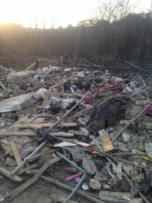 I nuovi nascondigli dei rom immersi nel degrado 7