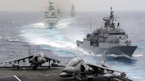Allerta nei porti italiani: possibili attacchi via mare