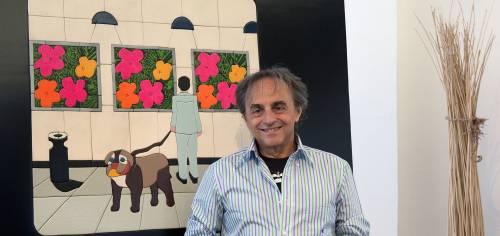 La pubblicità diventa arte, Ugo Nespolo per Eicma
