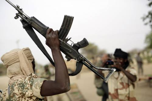 Nigeria, la liberazione di Damasak 6