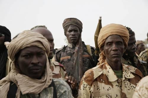 Nigeria, la liberazione di Damasak 8