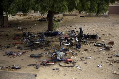 Nigeria, la liberazione di Damasak 13