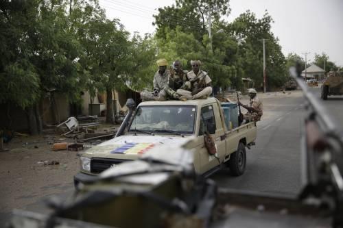 Nigeria, la liberazione di Damasak 12