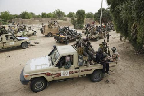 Nigeria, la liberazione di Damasak 14